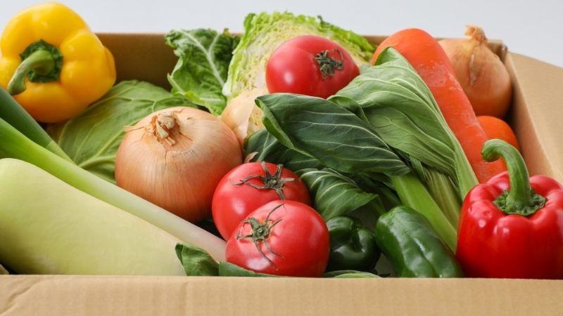 食材宅配のイメージ画像
