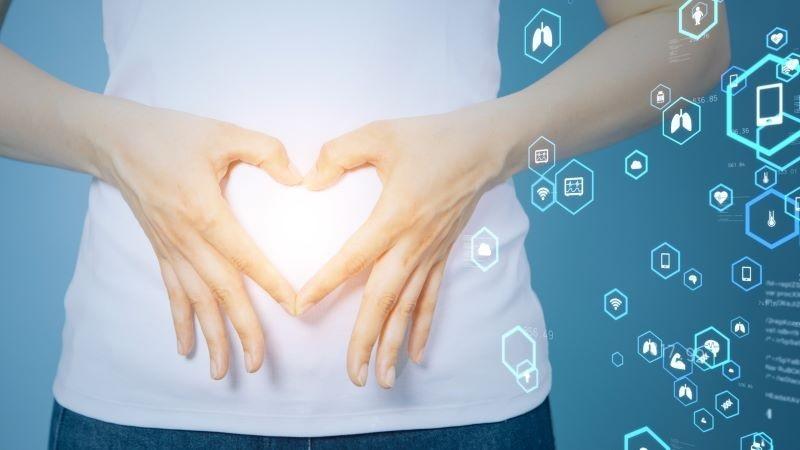 女性の身体の健康・効果