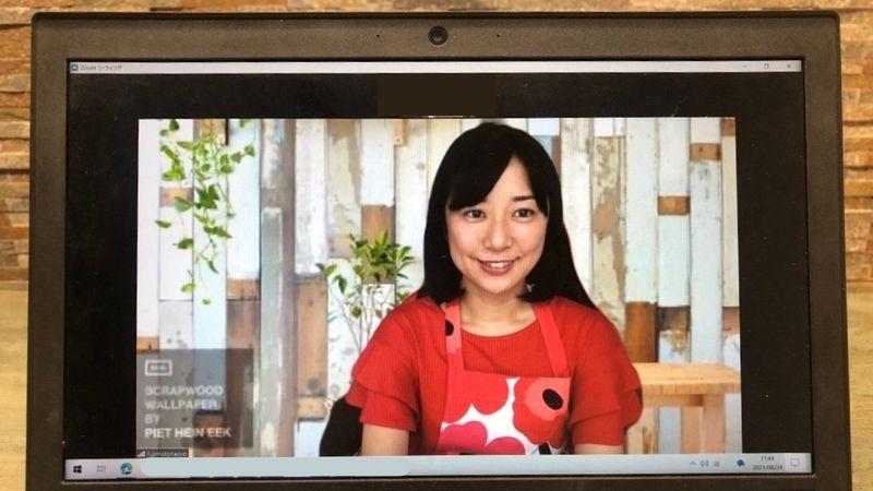 藤本なおよさんインタビュー画像