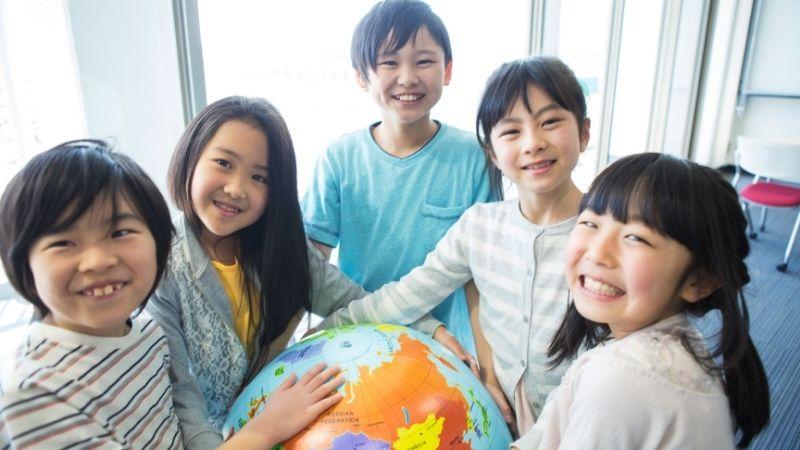 英会話教室の子供