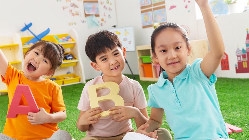 子供と英語